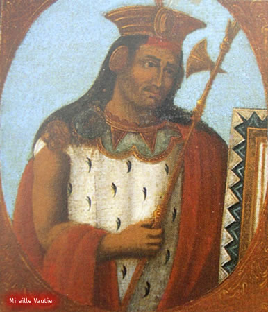 inca leaders The inca ruler, atahualpa, is one of the key figures in the history of the european colonialization of south america as the last emperor of the largest empire in pre-columbian empire, atahualpa was an immensely powerful leader.